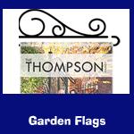 Custom Garden Flags