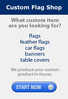 Custom Flags, Banners, Table Covers, Car Flags