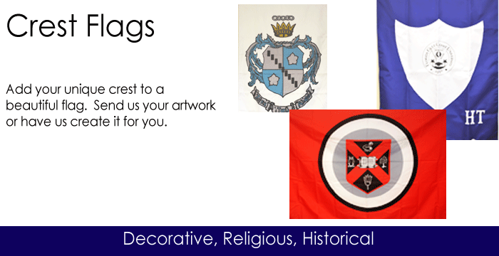 Crest Flags