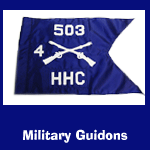 Guidon Flags